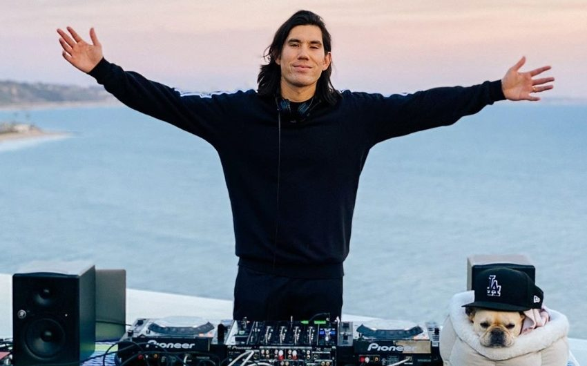 """Watch Gryffin Debut New Single """"Cry"""" During Digital Mirage Live Stream"""