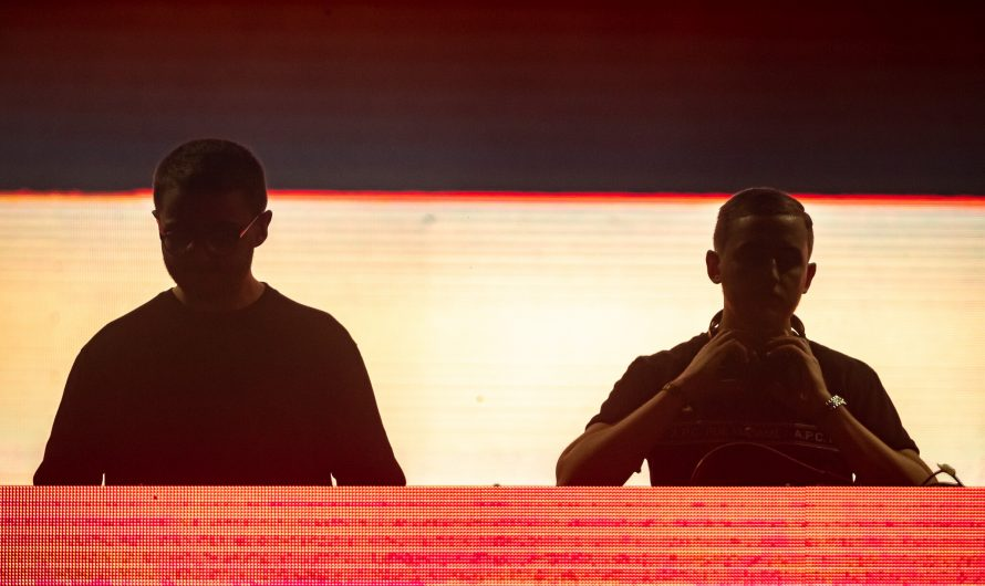 LIVE STREAM: Watch Disclosure's Second Kitchen Mix Right Now
