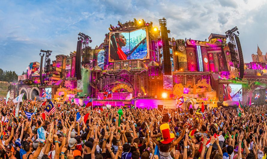 Tomorrowland Surprises Fans With 4-Hour Livestream Today