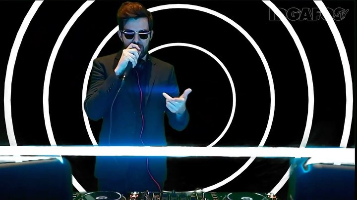 WATCH: Dillon Francis Revives DJ Hanzel For Hour Long Live Stream