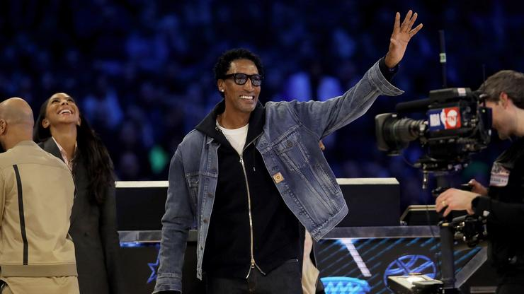 Scottie Pippen Describes Being Followed By Cameras For Bulls Doc