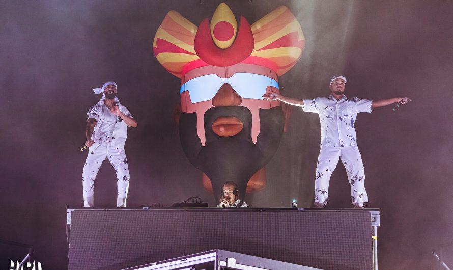 "Major Lazer Drop Hypnotic Remix Of The Weeknd's ""Blinding Lights"""