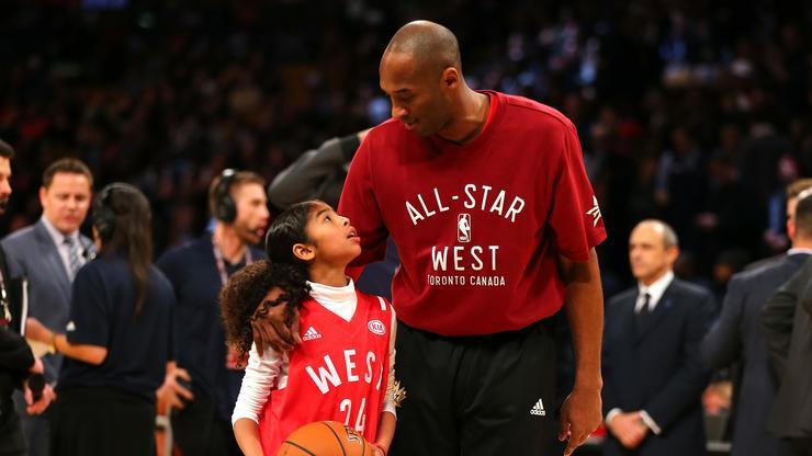 Gianna Bryant & Mamba Teammates To Be Honored At WNBA Draft