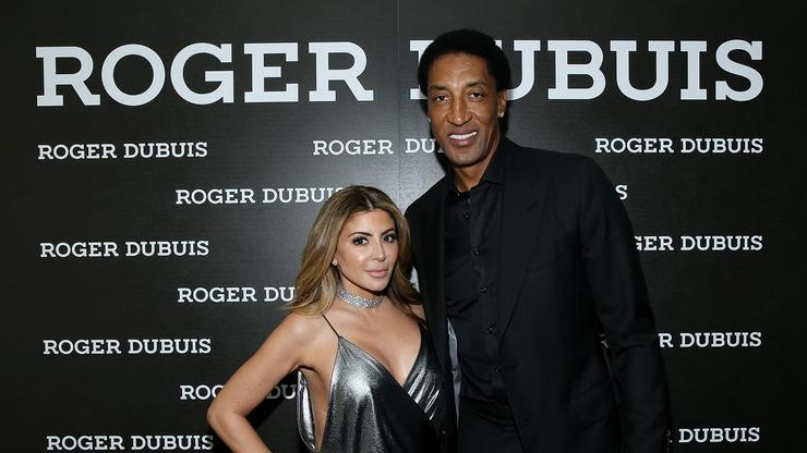 Larsa Pippen Defends Scottie After Bulls Contract Revelation