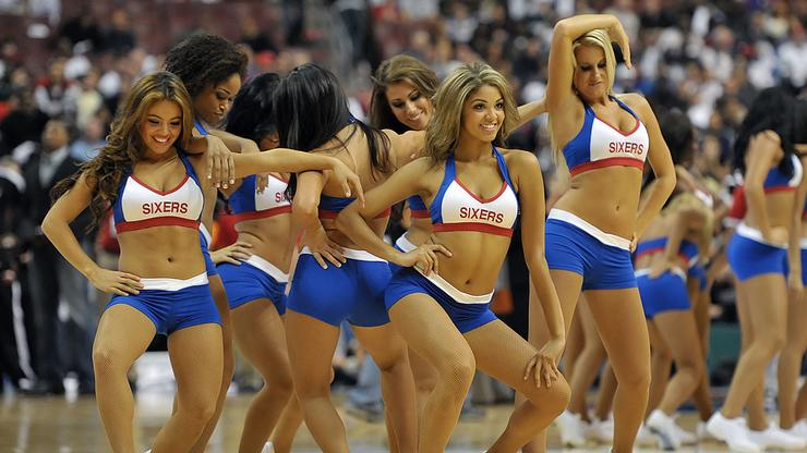 Philadelphia 76ers Investigating Racism Allegations On Dance Team