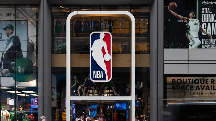 NBA Receives Bad News After Second Round Of COVID-19 Tests