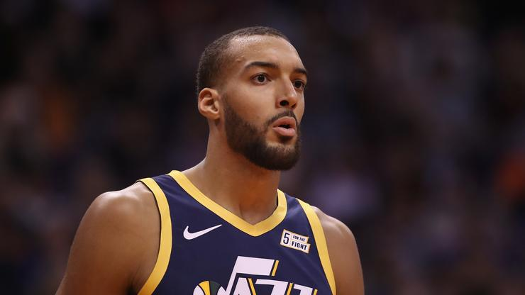 Rudy Gobert Comments On Harsh Coronavirus Backlash
