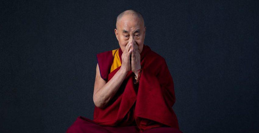 "LISTEN: The Dalai Lama Unleashes Debut Album ""Inner World"" in Celebration of 85th Birthday"