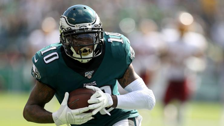 Eagles' Star DeSean Jackson Makes Anti-Semitic Comments On IG