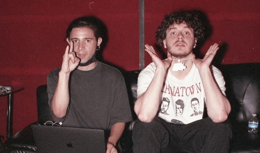Skrillex Spotted in the Studio with Rapper Jack Harlow