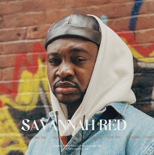 "Music Video Of The Month: Lékan Tella | ""Savannah Red"""