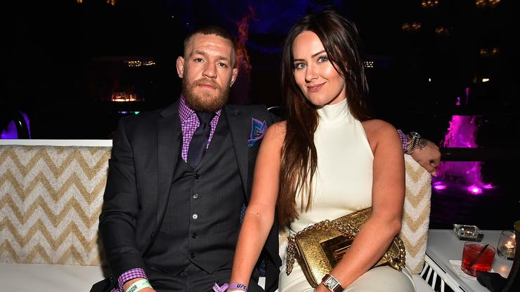 Conor McGregor Reveals Engagement to Longtime Girlfriend
