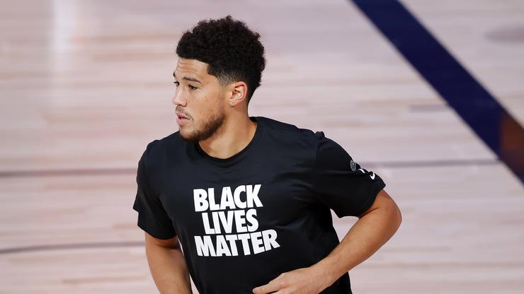 Devin Booker Responds To Draymond Green's Suns Comments