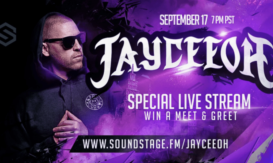 Soundstage Launches Insane Virtual Experience With Jayceeoh on September 17th