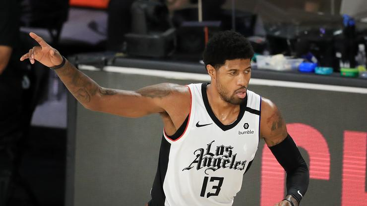 Paul George Roasted For Promising To Improve NBA 2K Rating