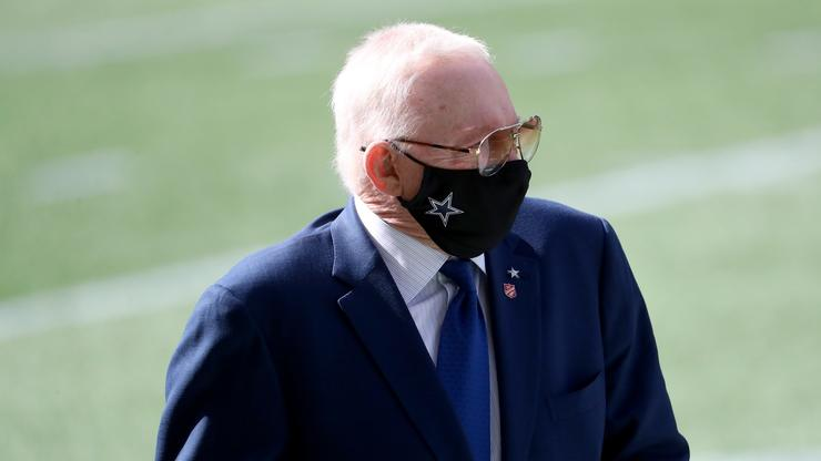 Jerry Jones Goes Off On Anonymous Cowboys Sources