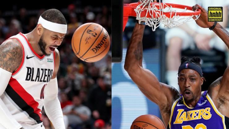 Dwight Howard & Carmelo Anthony: 2020's Comeback Kids