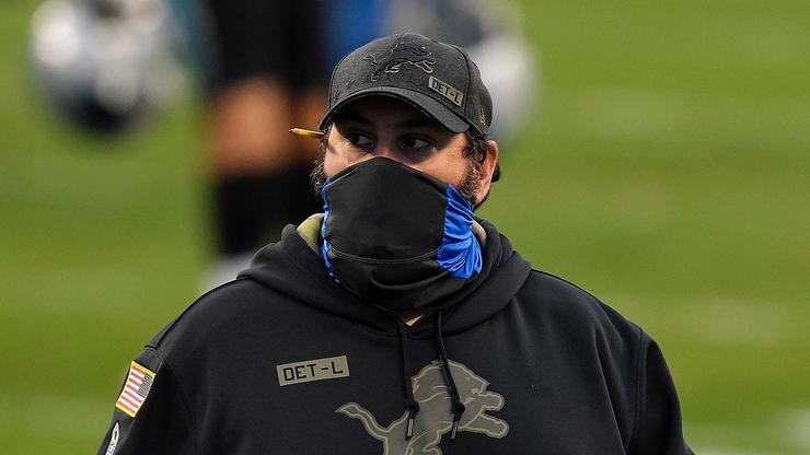 Lions Fire Matt Patricia After Abysmal Head Coaching Tenure