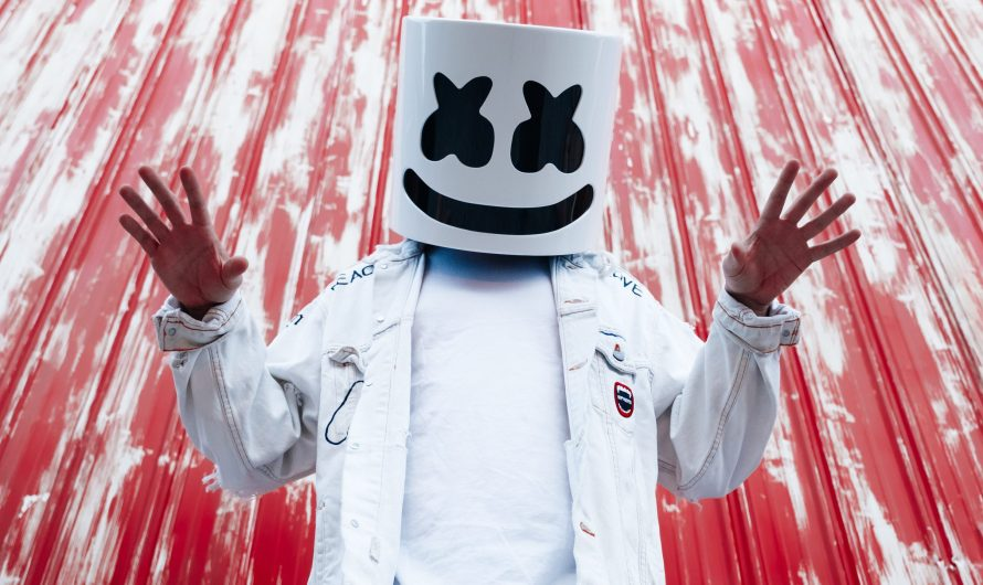 Marshmello Announces His New Album is Officially Done