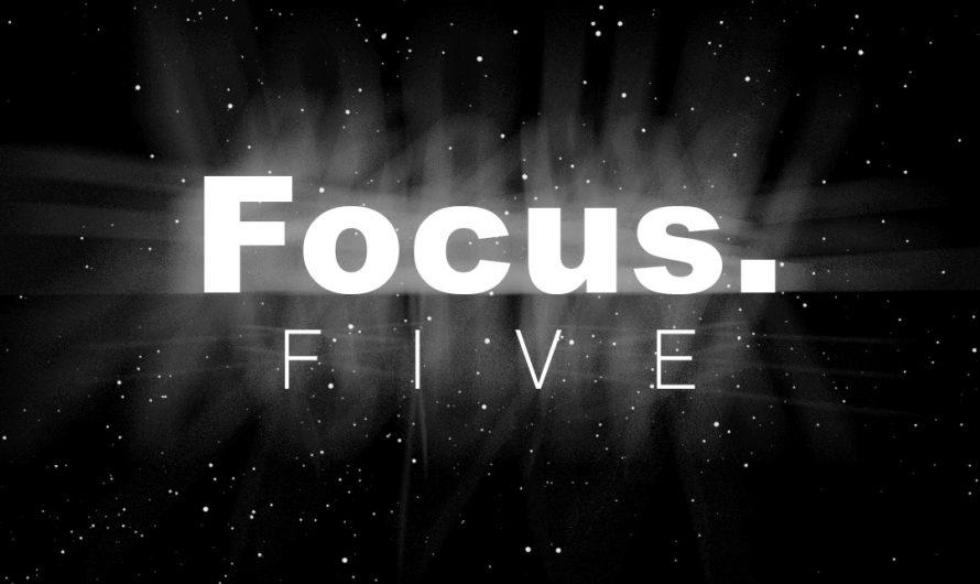 Focus Five: Volume 37