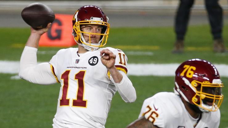 Alex Smith & Washington Football Team Part Ways: Report