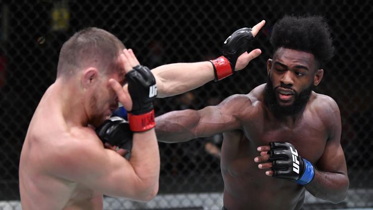 Aljamain Sterling Wins UFC Bantamweight Title Following Petr Yan's Disqualification