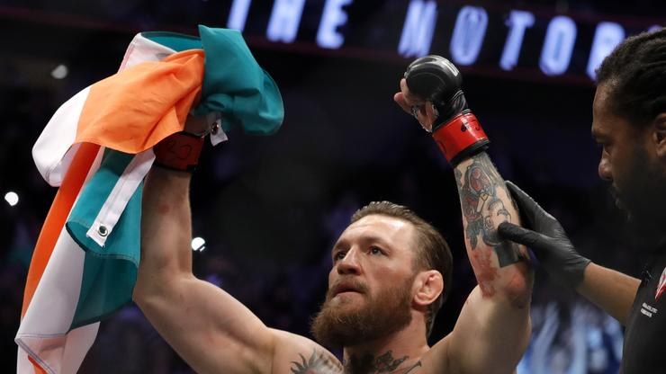Conor McGregor Tops Messi & Ronaldo On Forbes' Highest Paid Athlete List