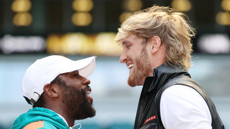 Floyd Mayweather Launches $120 Million Lawsuit Over Logan Paul Fight