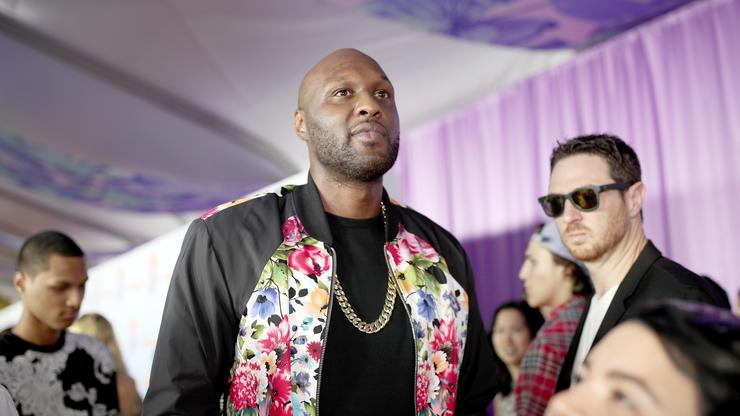 Lamar Odom Rips Baby Mama For Child Support Lawsuit