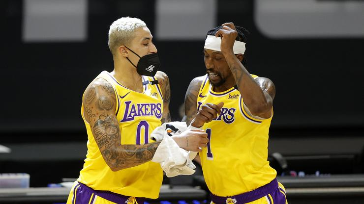 """Lakers Have Offered Kyle Kuzma & KCP To """"Almost Every Team"""": Report"""