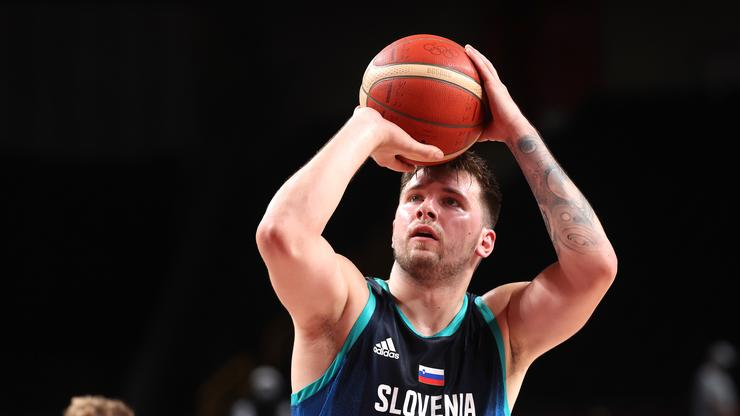 Luka Doncic Delivers Monstrous 48-Point Performance In Olympics Debut