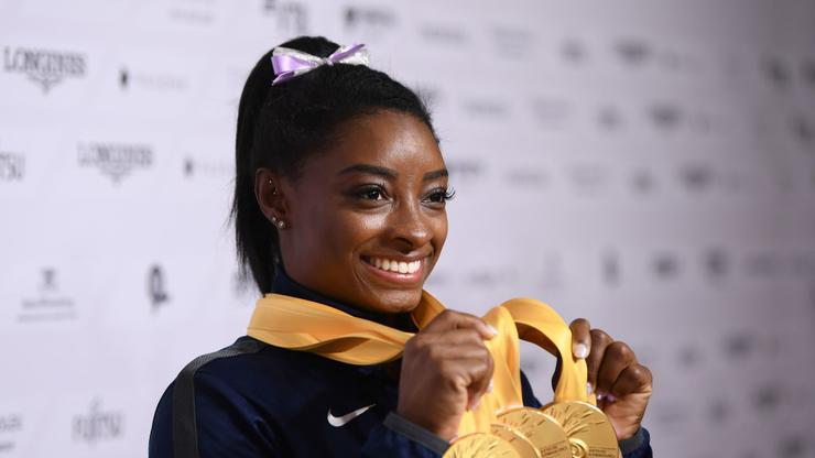 Simone Biles Drops Out Of Olympics Team Final