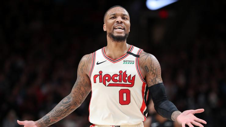 Dame D.O.L.L.A Says He's Basketball's Best Rapper