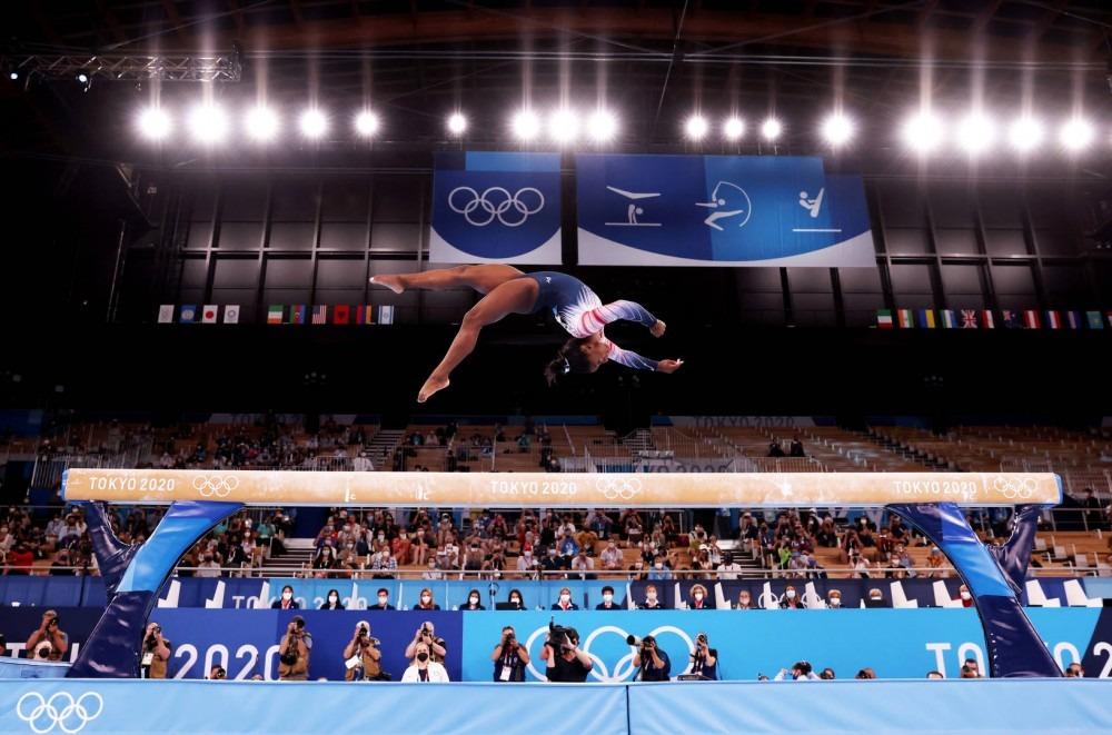 simone biles olympics 2021