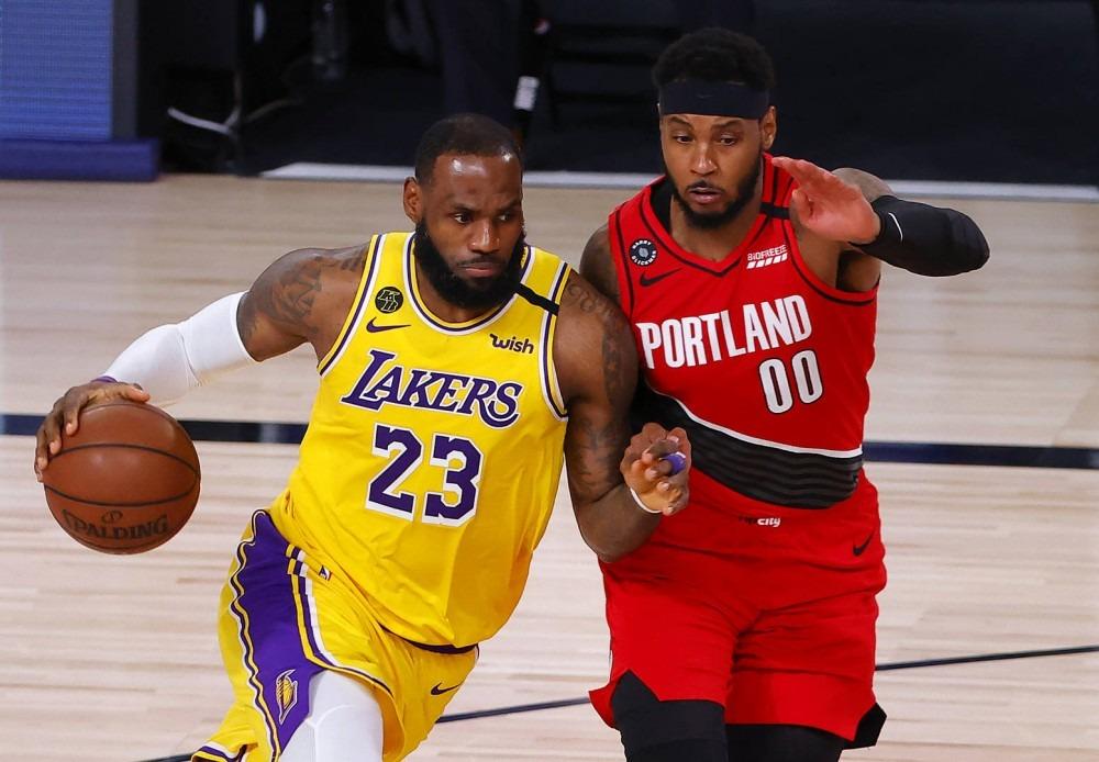 Lakers, Melo, LeBron