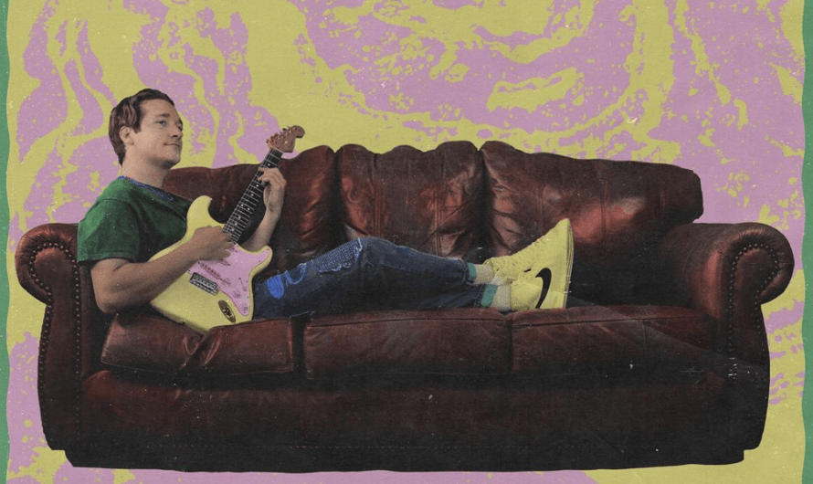 """LISTEN: Louis Futon Kicks Off His Sophomore Album Rollout With Whimsical Single, """"Ron Burgundy"""" + An Official Music Video"""
