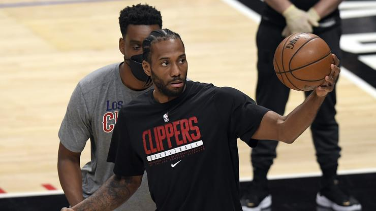 Clippers Offer Update On Kawhi Leonard's ACL Injury