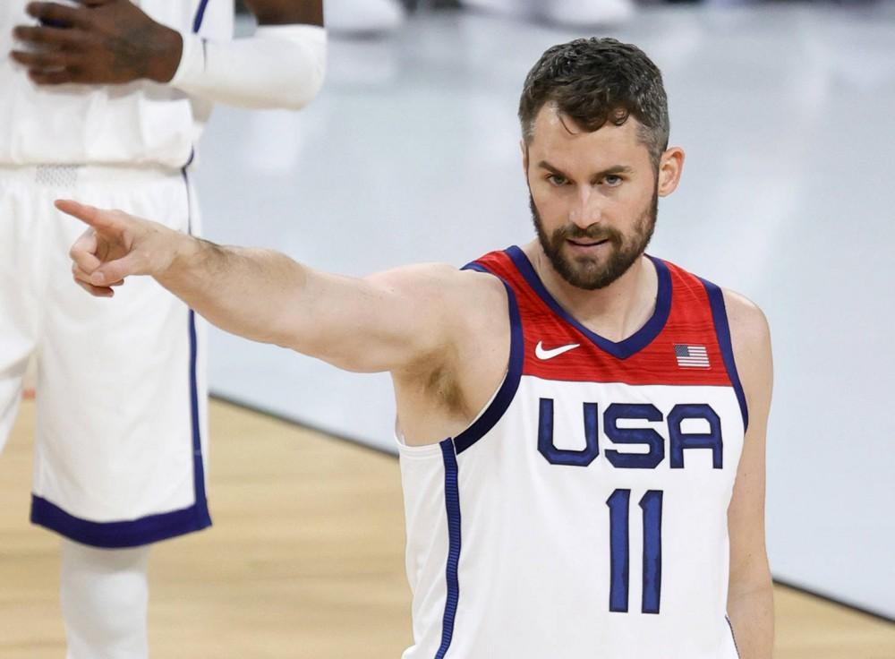 Kevin Love, Team USA
