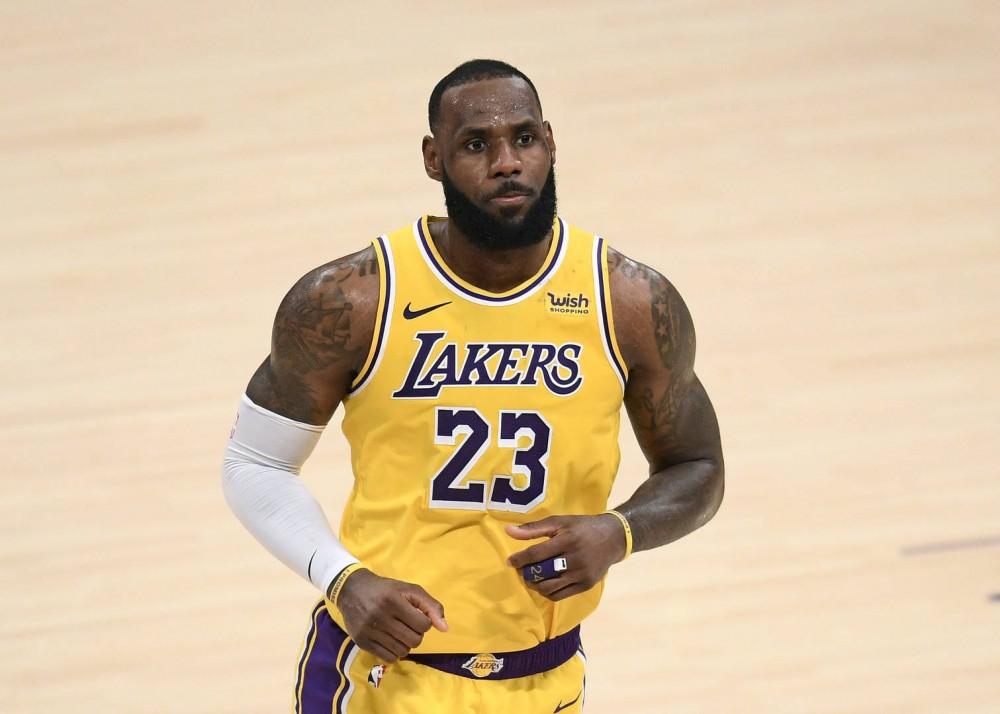 LeBron James, Lakers, Preseason