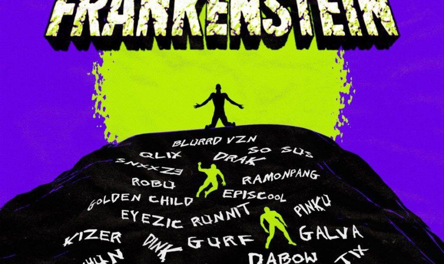 Partica Unleashes Monstrous 23-Artist Collab 'FRANKENSTEIN' for Halloween