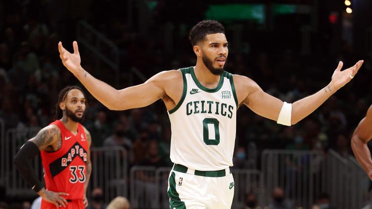 Jayson Tatum Speaks Out After Celtics Get Blown Out By Raptors