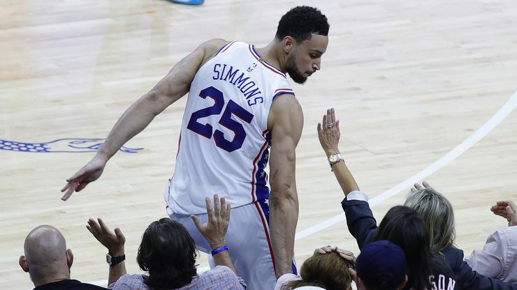 76ers Reportedly Stop Fining Ben Simmons, Offer Mental Health Resources